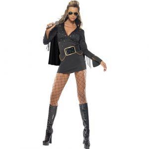 Costume femme Elvis show
