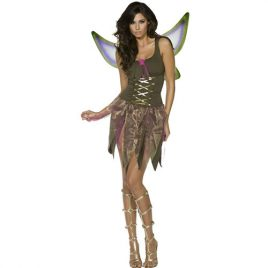 Costume femme fée malicieuse