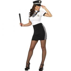 Costume femme flic