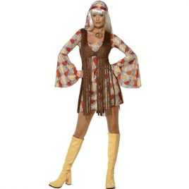 Costume femme groovy baby 1960
