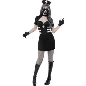 Costume femme infirmière délirante