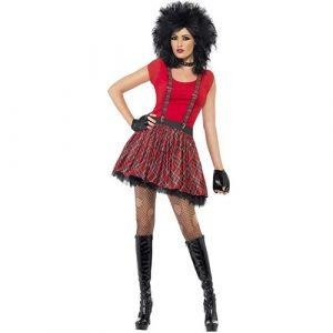 Costume femme kit punk