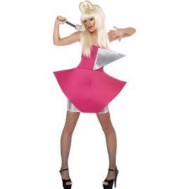 Costume femme Lady Gaga dance diva