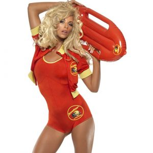 Costume femme lifeguard sexy
