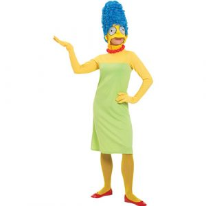 Costume femme Marge Simpson licence
