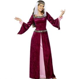 Costume femme Marion médiévale