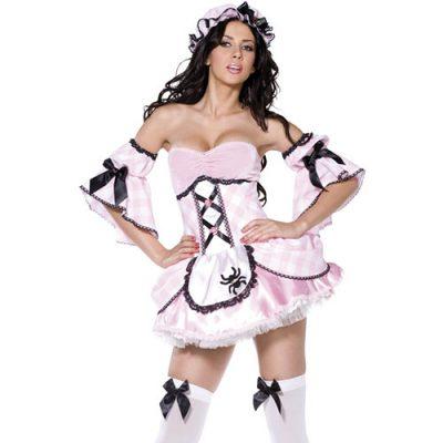 Costume femme miss Muffet sexy