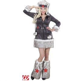 Costume femme Nikita russian girl