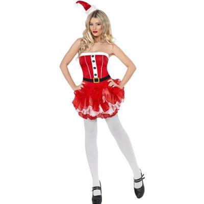 Costume femme Noël sexy