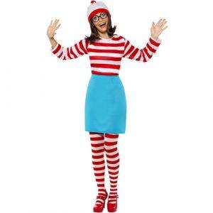 Costume femme Où est Félicie