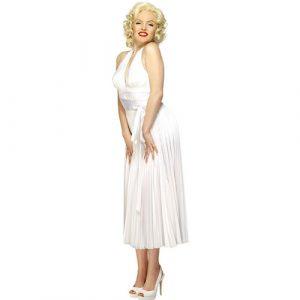 Costume femme pimpante Marilyn