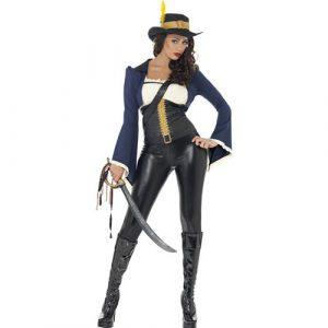 Costume femme piratine Pénélope