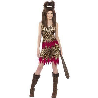 Costume femme Préhistoire