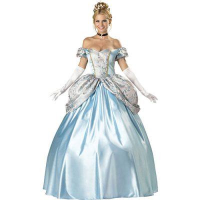 Costume femme princesse enchantée