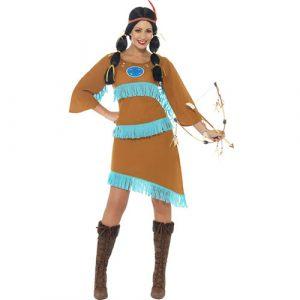 Costume femme princesse indienne