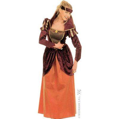 Costume femme princesse médiévale