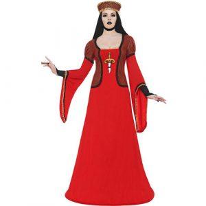 Costume femme reine meurtrière