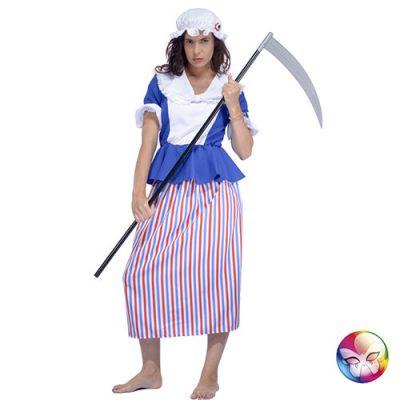 Costume femme Révolution Française