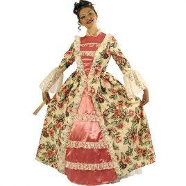 Costume femme rococo