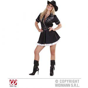 Costume femme rodéo girl
