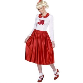 Costume femme Sandy Grease