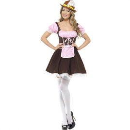 Costume femme serveuse de taverne