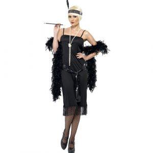 Costume femme soirée charleston