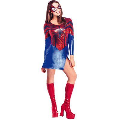 Costume femme Spidergirl licence