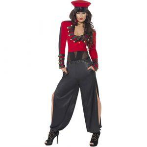 Costume femme starlette pop