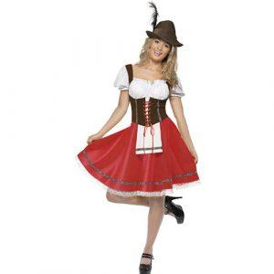 Costume femme tavernière bière