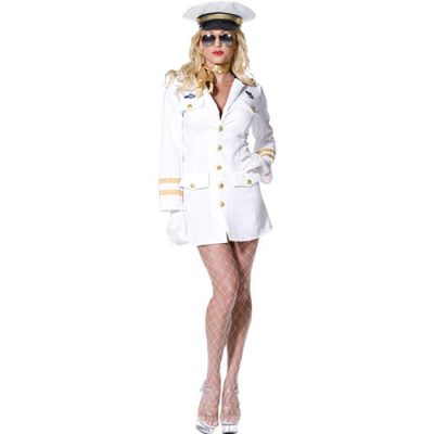 Costume femme Top Gun officier