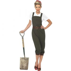 Costume femme campagne seconde guerre mondiale