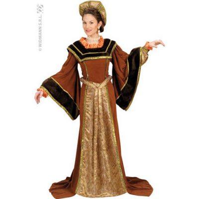 Costume femme Tudor