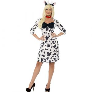 Costume femme vache