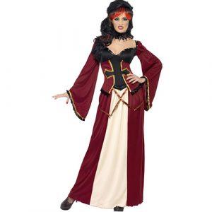 Costume femme vampire gothique