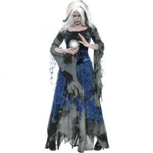 Costume femme voyante impie
