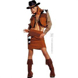 Costume femme western girl