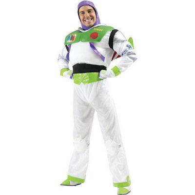 Costume homme Buzz l'éclair licence