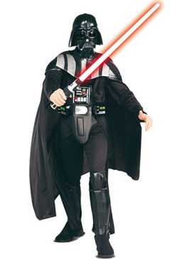 Costume homme Dark Vador Star Wars luxe