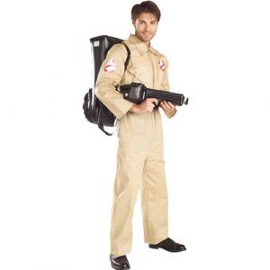 Costume homme Ghostbuster licence