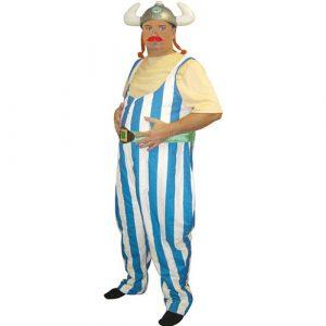 Costume homme gros gaulois Obélix