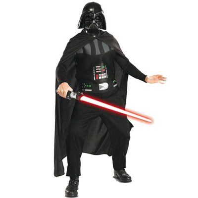 Costume homme Dark Vador Star Wars licence