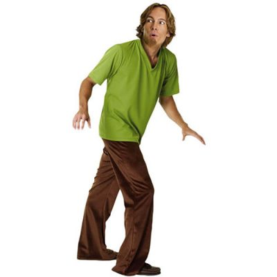 Costume homme Sammy Scoobydoo licence