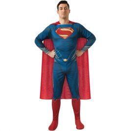 Costume homme Superman Man of Steel licence