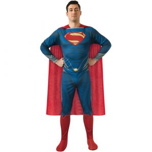 Costume homme Superman Man of Steel licence