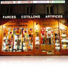 Ouverture boutiques