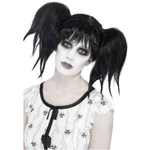 Perruque Abby gothique
