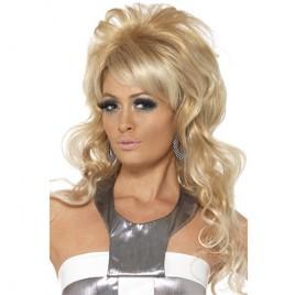 Perruque beauté blonde