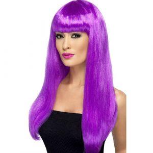 Perruque Babelicious violette