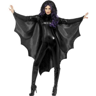 Cape ailes chauve souris vampire - Accessoire déguisement
